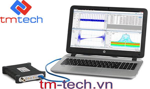 Máy phân tích quang phổ Tektronix RSA306B - Mỹ